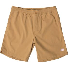 Topo Designs Global Shorts Hombre, Oliva